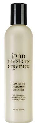 John Masters Rosemary & Peppermint Detangler ontwart met een zeer effectieve combinatie van 17 gecertificeerde biologische ingrediënten...