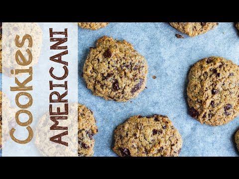 Cookies senza burro   Ricetta Vegan - Il Goloso Mangiar Sano