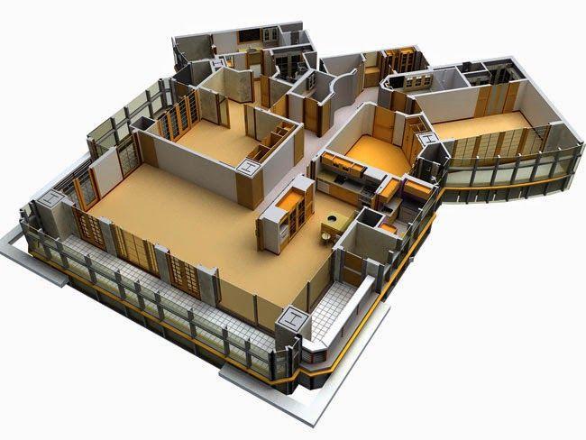 les 25 meilleures id es concernant logiciel architecture 3d gratuit sur pinterest free. Black Bedroom Furniture Sets. Home Design Ideas