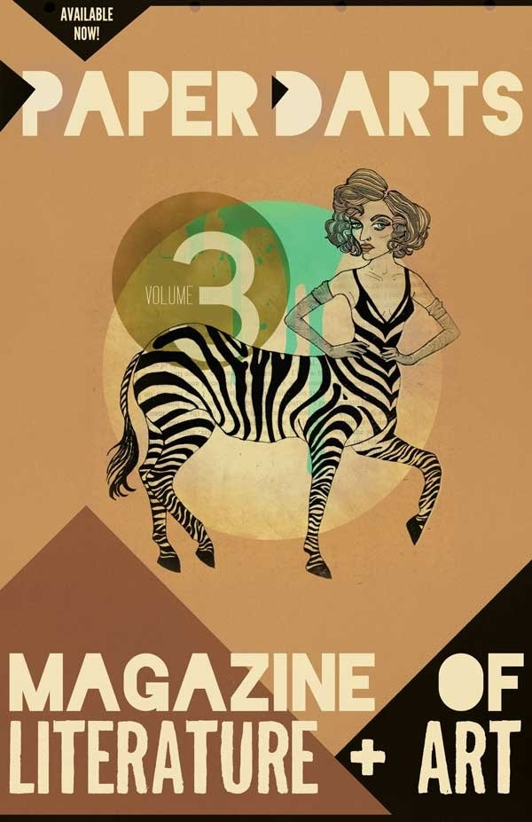 Poster 12 best Best Literary Journal Covers