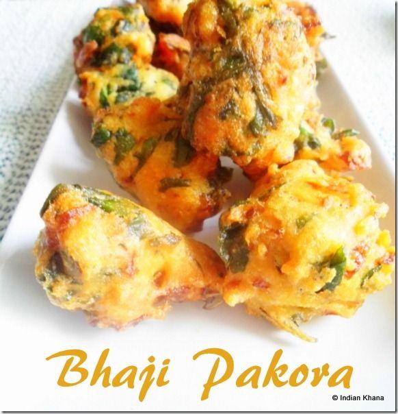 Bhaji Pakora| Vada
