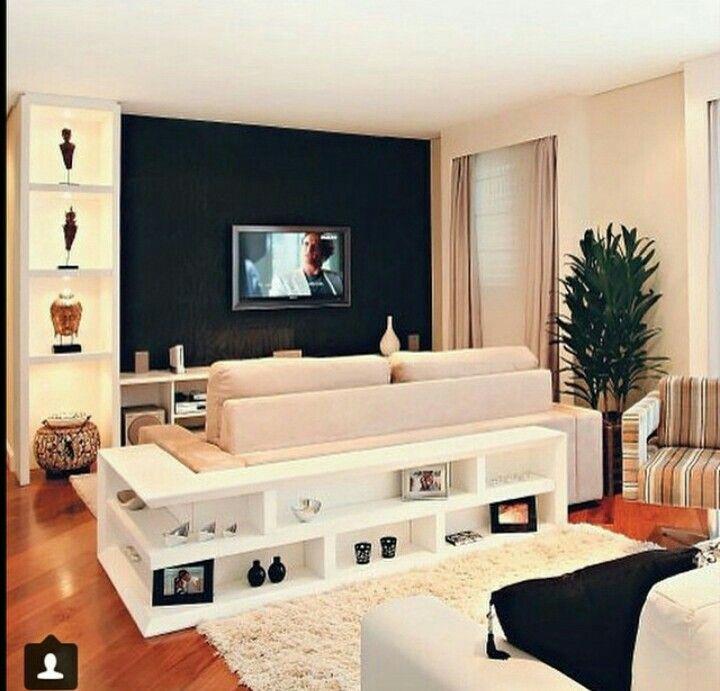 1585 best Sala cozinha casa e quarto images on Pinterest Living - wohnzimmer modern steinwand