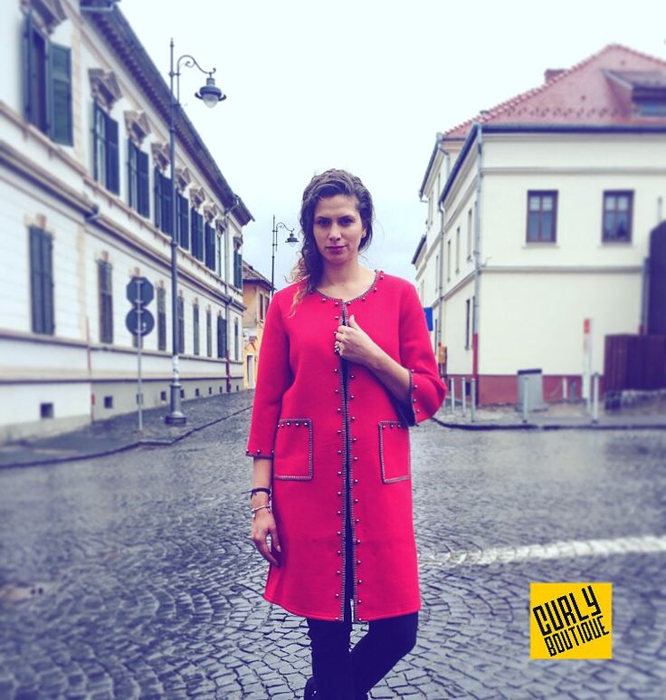 Red Cardigan #sibiu #shopping