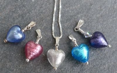 Bellina Hearts - various cols | Firefrost Designs, Great for Bridesmaids