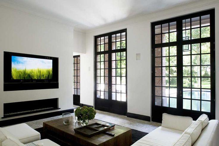 villa modern interieur
