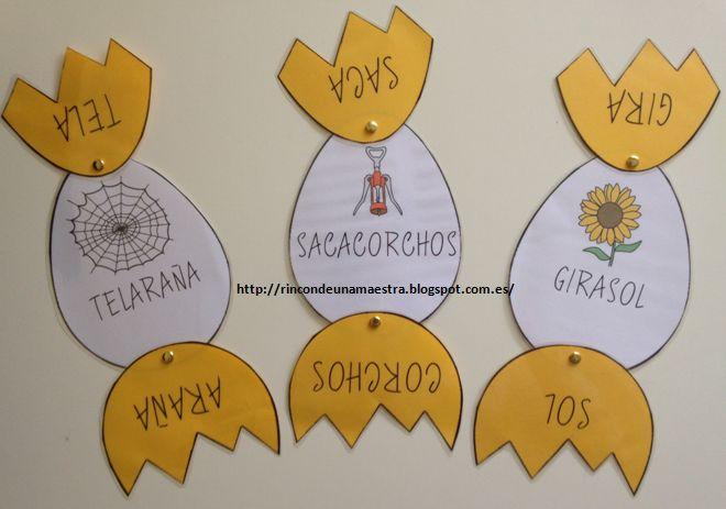 Rincón de una maestra: Las palabras compuestas