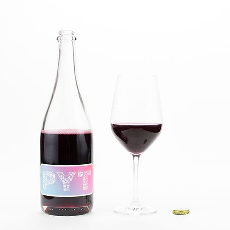 [2015 PYT Valdiguié Pétillant Naturel: Paso Robles, CA] Savory on the nose with strawberry, raspberry, and cherry on the palate. Very approachable & fruit forward.