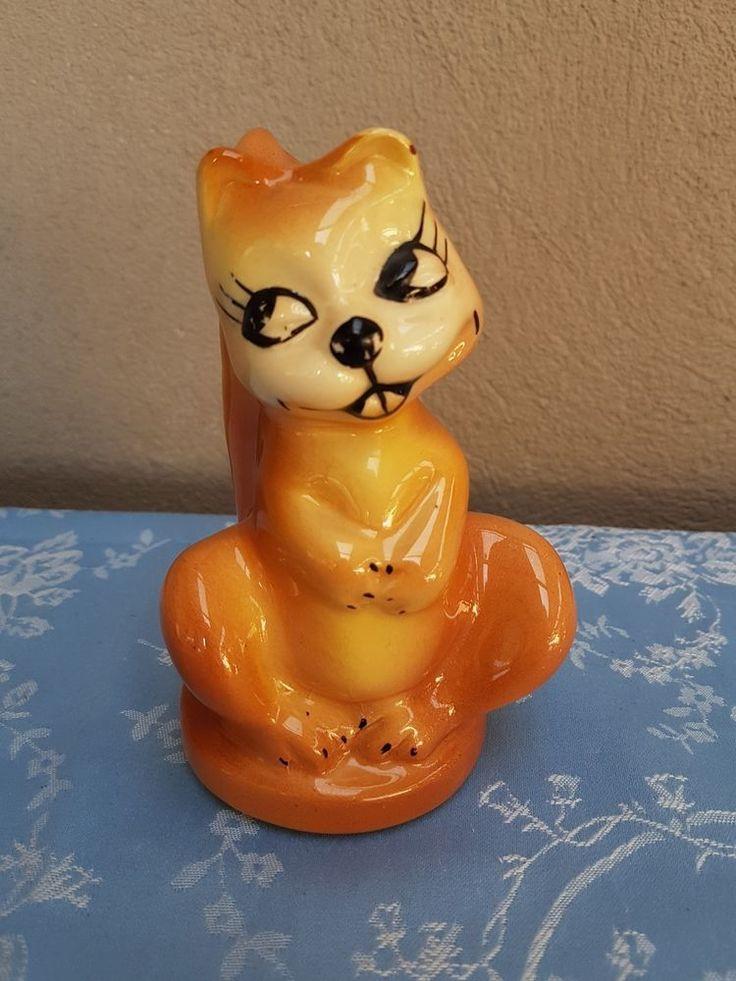 Diana Pottery Squirrel  in Pottery, Glass, Australian Pottery, Diana | eBay!