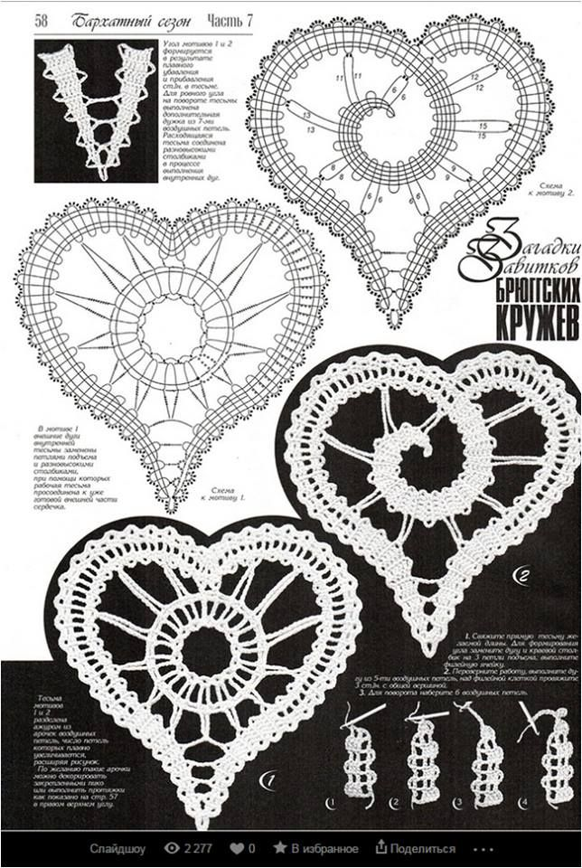 .Have to figure this pattern. Want to make, stiffen, and use for ornaments.