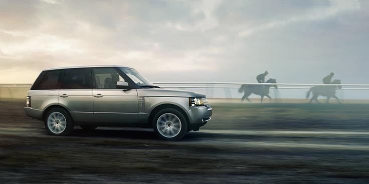 12 Model Year Range Rover –