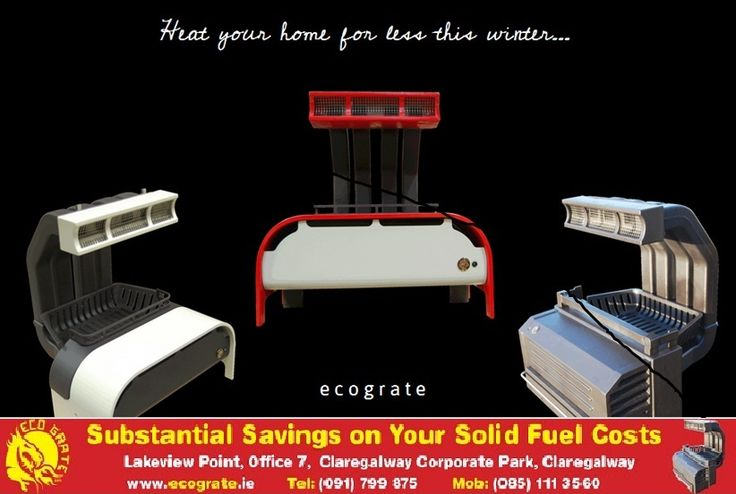 Get the help of #EcoGrate to improve the heat output of your open #Fireplace. Hit the link to know the details ....