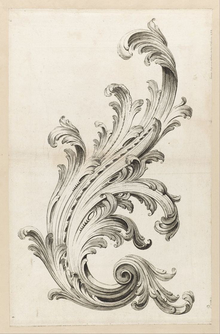 Alexis_Peyrotte_-_Acanthus_Leaf_Design_-_Google_Art_Project.jpg 2,110×3,201 pixels