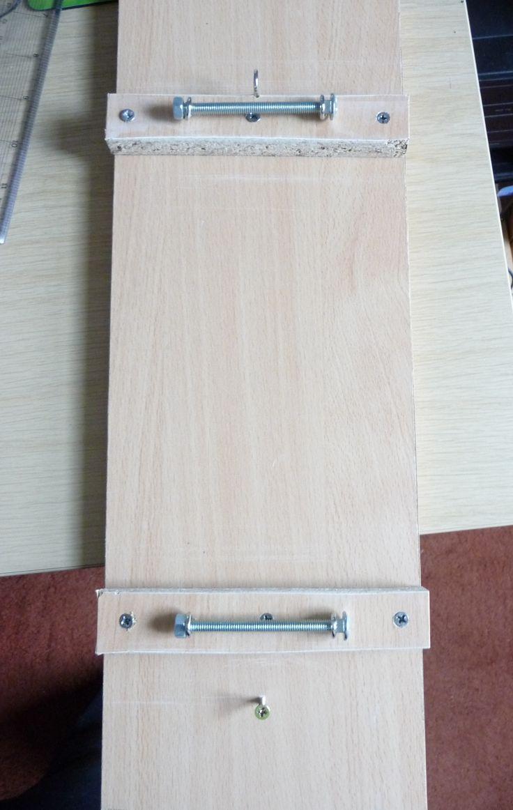 wooden bead loom instructions