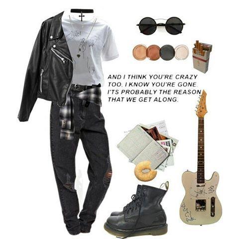 "2,898 Me gusta, 7 comentarios - Grunge Look Book (@criesingrunge) en Instagram: ""#grunge #softgrunge #indie #hipster #urban #goth"