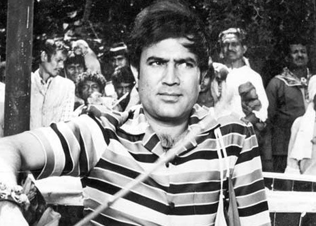 The cover shoot with Big B and Rajesh Khanna