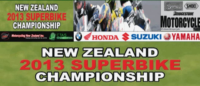 NZ Superbike Road Race Championship RD5