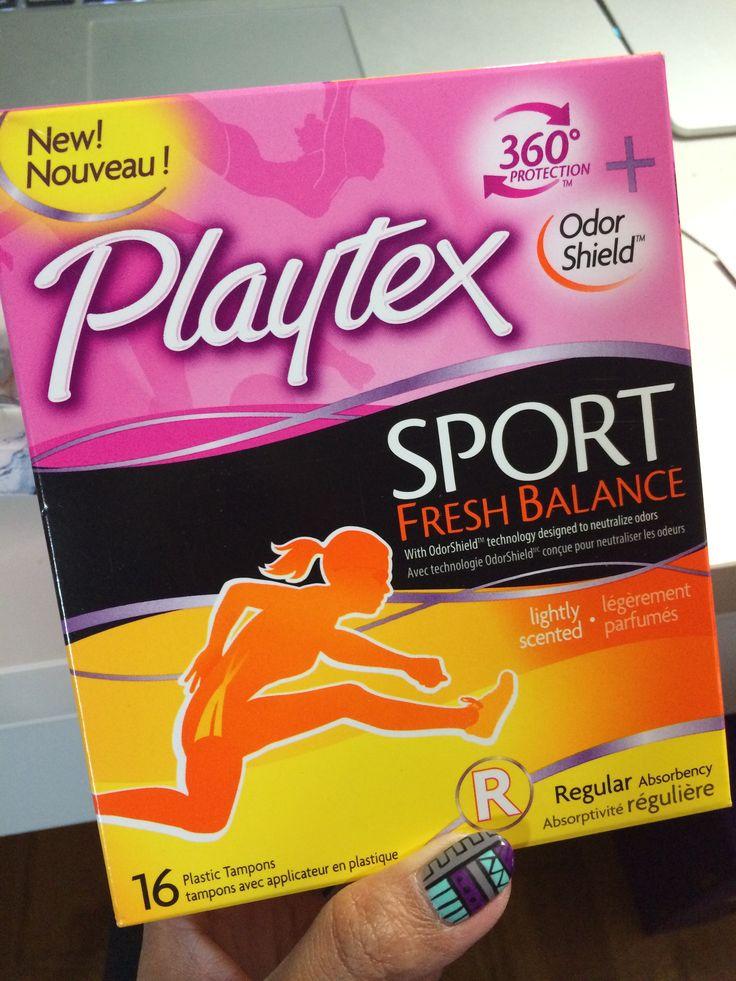 PlayOn Playtex_sport Playtex, Tampons, Influenster
