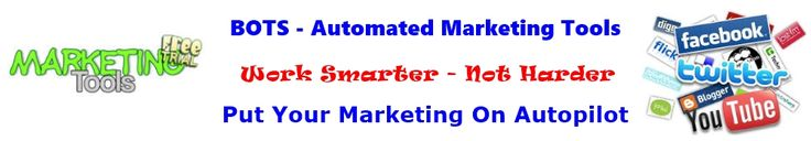 Take A Test Drive Of These Powerful Automated AutoBOTS For Facebook, Craigslist, Youtube, Pinterest, Linkedin, Bulk Mailers, SEO Indexer, Backlink Generators,  B2B Business, Warrior Forum, Vine Video Auto Downloader, Mobile Lead Blaster, Social Network Posters, Google, Twitter Followers, Backpage Autoposter, WordPress, Auto Blogging, Forum Auto Posting….Try to find a better place to Get All of This?  Good Luck!  Join here: http://freedemomarketingtools.com/dap/a/?a=4260