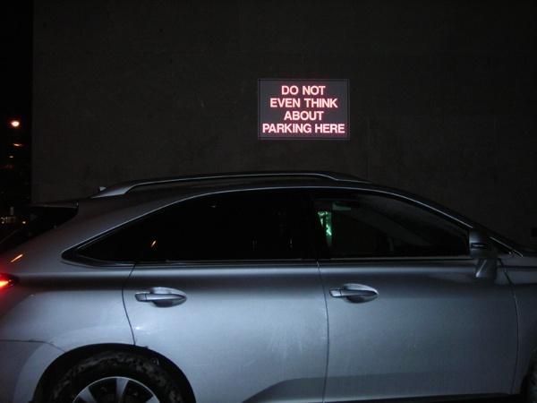 Funny Sign  Ottawa ON