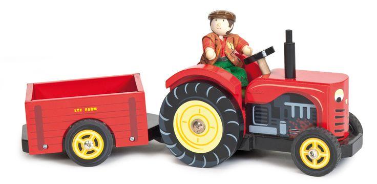 Budkin Bertie's Tractor
