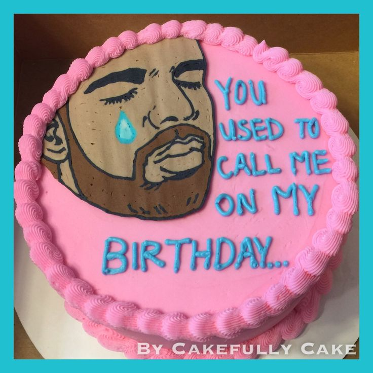 32 best Drake Birthday Party Theme images on Pinterest Drake cake