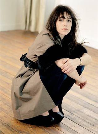 Charlotte Gainsbourg by Nathalie Demontes Vanity Fair Italy | clairesibille.com