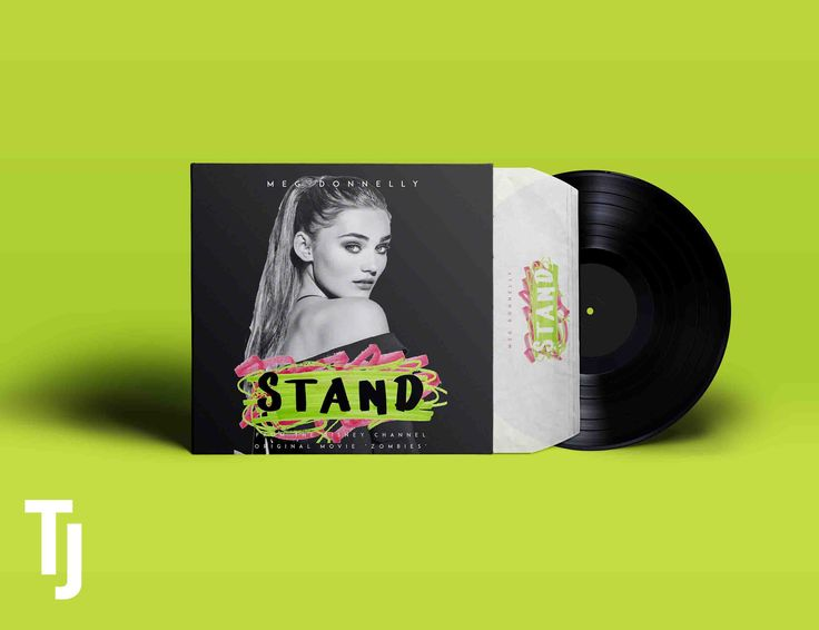 Personal original brief #albumcoverdesign #albumcover #musicalbum #graphicdesign #megdonnelly #stand #record #recordsleevedesign