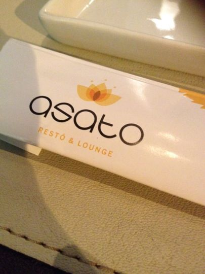 One of the best sushi restaurant