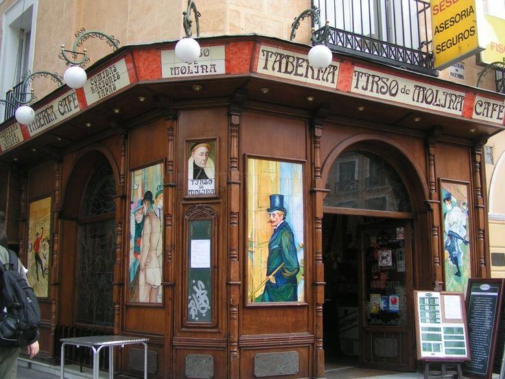 Taberna Tirso de Molina