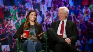 Katie Nolan's Garbage Time Raftery offering advice on March Madness and the tournament.
