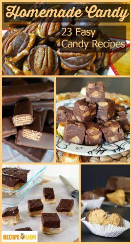 Homemade christmas candy recipes snicker