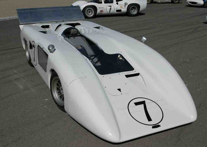 The Streamliner - the 1969 2H
