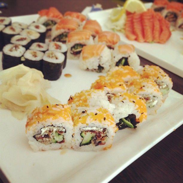 Miyaki Sushi Lieferservice