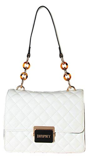 New Trending Make Up Bags: Diophy PU Leather Quilted Pattern Faux Agate Rings Décor Small Womens Purse Shoulder Handbag Accented with Removable Strap XX-3788. Diophy PU Leather Quilted Pattern Faux Agate Rings Décor Small Womens Purse Shoulder Handbag Accented with Removable Strap XX-3788   Special Offer: $22.99      288 Reviews Diophy brings you an exclusive collection of fashion handbags. This handbag is definitely a trend setter with will...