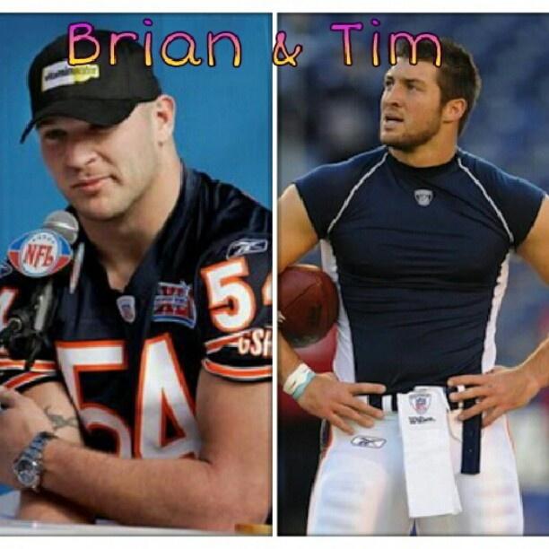 Two Favorite NFL Football Players  #ChicagoBears #BrianUrlacher #Gators #DenverBroncos #NewYorkJets #TimTebow #Cuties #Hotties :)  Two Favorite NFL Football Players  #ChicagoBears #BrianUrlacher #Gators #DenverBroncos #NewYorkJets #TimTebow #Cuties #Hotties :)
