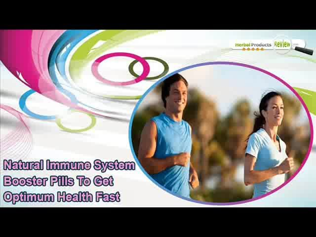 You can find more about the natural immune system booster pills at http://www.herbalproductsreview.com/immunity-booster-supplements-reviews.htm   Dear friend, in this video we are going to discuss about the natural immune system booster pills. Imutol capsules are the best anti-bacterial immune booster pills which can effectively increases blood circulation and improve the process of digestive system to provide optimum health.