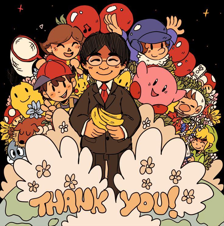 #ThankYouIwata