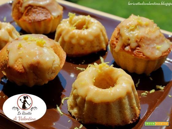 Dolcetti integrali soffici al limone cotti nella friggitrice ad aria #ricette #food #recipes