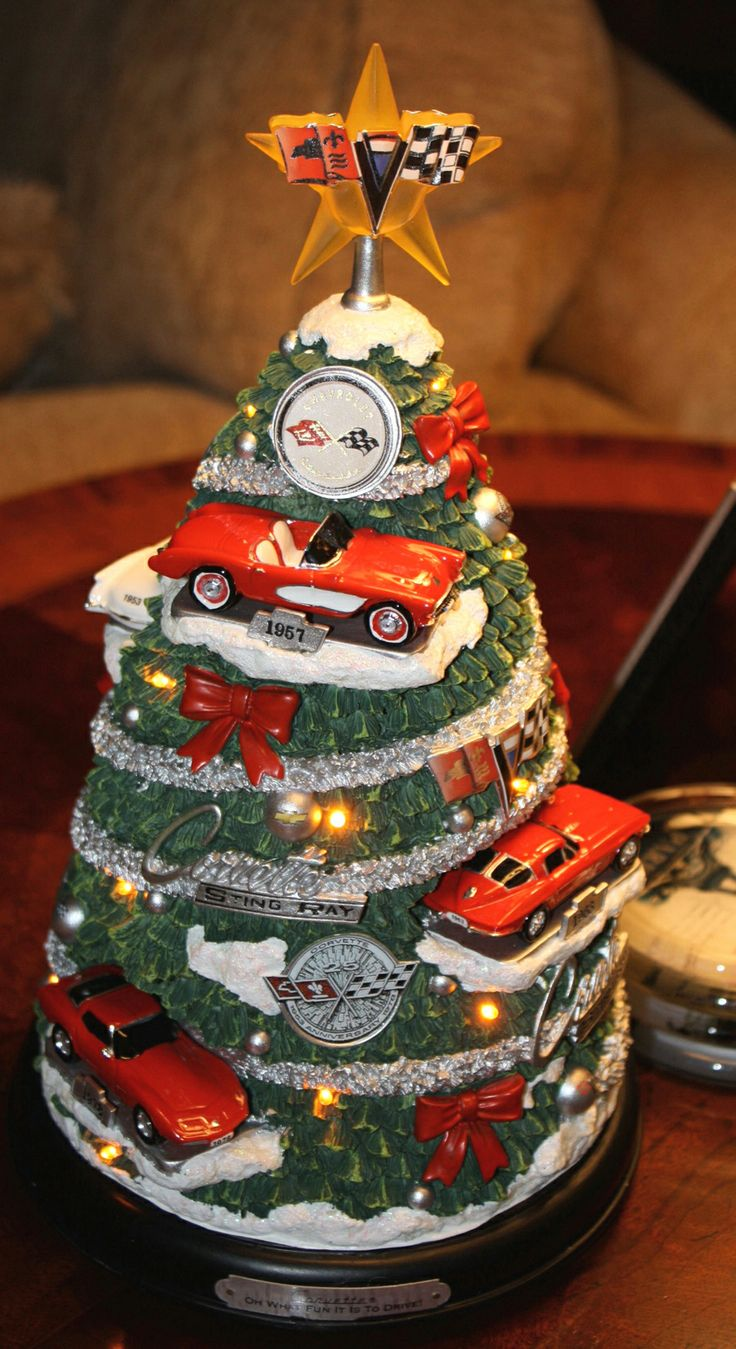 Happy Thanksgiving Corvette >> 66 best Celebrating the Holidays Chevrolet Style images on Pinterest | Diy christmas decorations ...