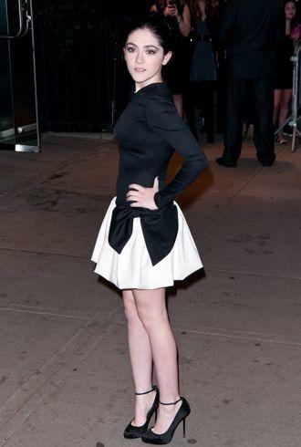 Isabelle Fuhrman: One to Watch: Celebrities Fashion, Fashion Couture, Fuhrman Style, Fashion Style, Cute Dresses, Watch, Isabelle Fuhrman, Celebrity Fashion, Ballerina Qt