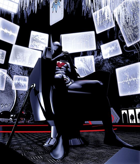Batman GIF explosion reveals cool DVD extras   Moviepilot: New Stories for Upcoming Movies