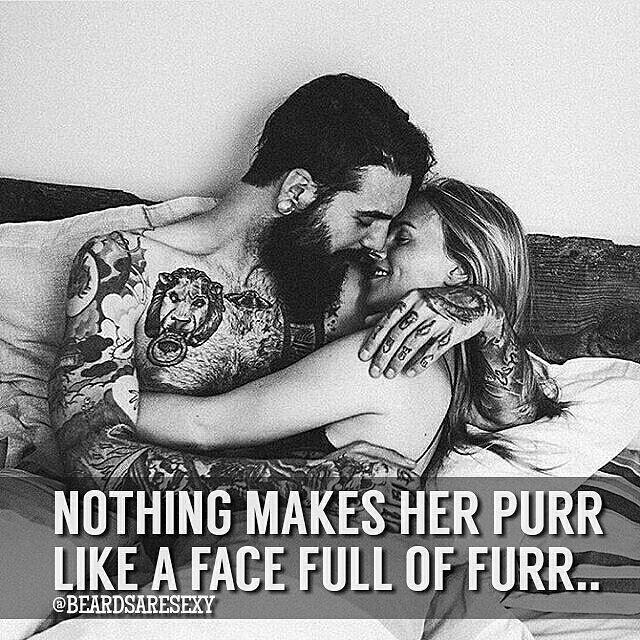 Nothing makes her purr, like a face full of furr.  Models; @edwartiger & @garazibeloki Shot: @verafleisner                                                                                                                                                                                 More