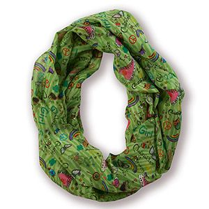 Girl Scout Infinity Scarf