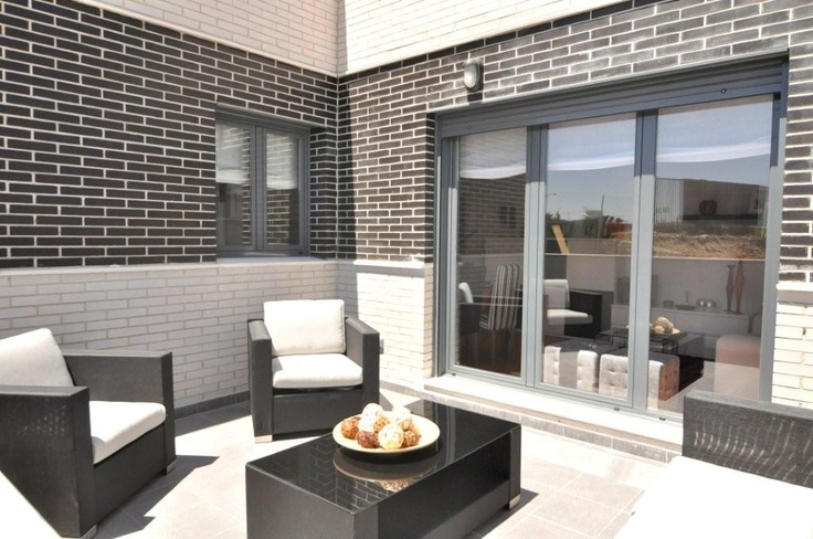 10 best asadores y patios images on pinterest decks outdoor life and outdoor living - Pisos en santa eugenia madrid ...