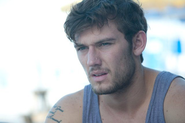 Alex Pettyfer in Magic Mike
