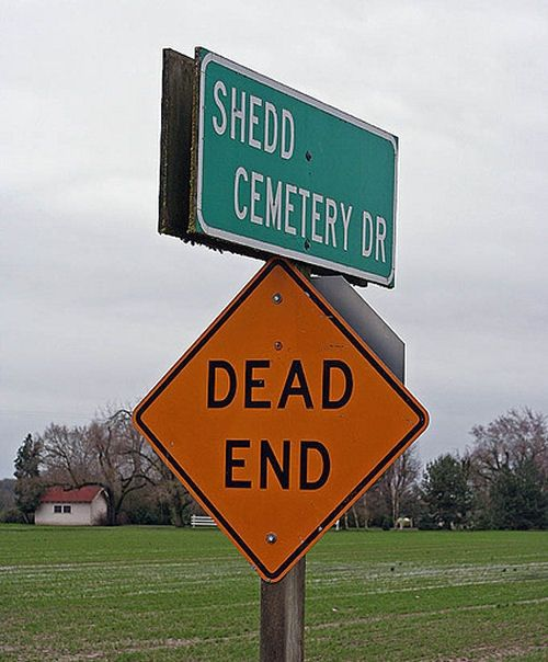 Hilarious Street Signs 21 best Funny signs im...