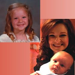 Vocalist Charlotte Ritchie shares how she learned more about God's love through becoming a mom. (Homecoming Magazine, May/Jun 2011)