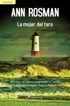 """""""La mujer del faro"""" Ann Rosman (2011). novel·la negra"""