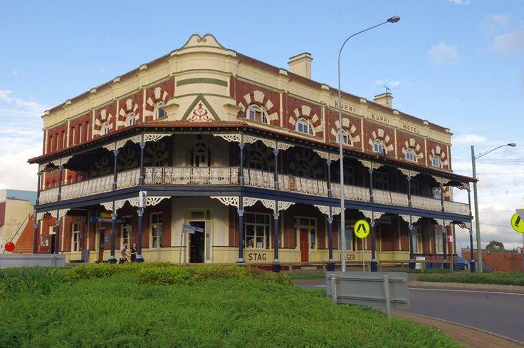 The magnificent Kurri Kurri Hotel  NSW