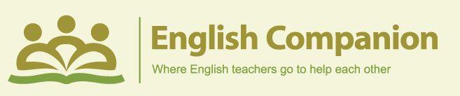 Crea y aprende con Laura: English Companion. Red ning para profesores de ing...